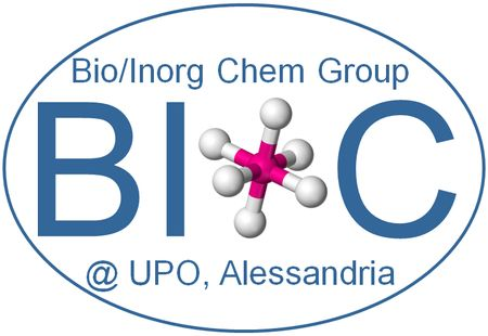 Bio/Inorg Chem Group @UPO, Alessandria